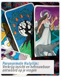 Met behulp van tarotkaarten kan de tarotist op tarotisten.nl een analyse maken over de gebeurtenissen in uw leven alsook uw toekomst en deze via telefoon doorgeven. Bel een tarotist aan de linkerzijde